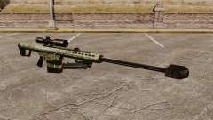 Снайперская винтовка Barrett M82 v6 для GTA 4