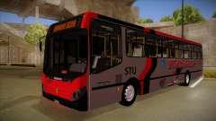 Busscar Urbanuss Ecoss MB OF 1722 M Busmania для GTA San Andreas