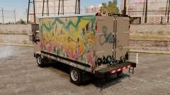 Новые граффити для Mule для GTA 4