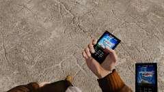 Тема для телефона Pepsi для GTA 4