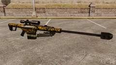 Снайперская винтовка Barrett M82 v12