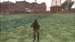 Русский солдат v 3.0 для GTA 4