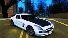 Mercedes-Benz SLS AMG GT 2014 Final Edition для GTA San Andreas