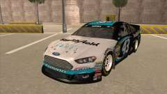 Ford Fusion NASCAR No. 43 Smithfield Foods для GTA San Andreas