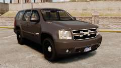 Chevrolet Tahoe Slicktop [ELS] v2