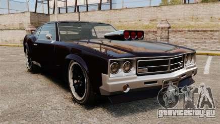 Новый вариант Sabre GT для GTA 4
