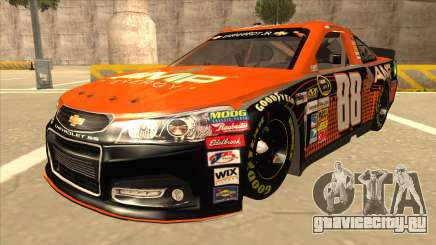 Chevrolet SS NASCAR No. 88 Amp Energy для GTA San Andreas