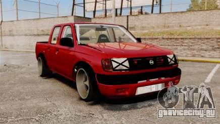 Nissan Frontier D22 для GTA 4