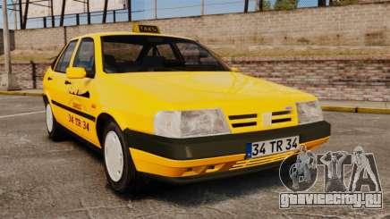 Fiat Tempra SX.A Turkish Taxi для GTA 4