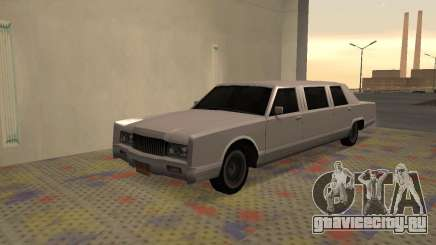 Лимузин из Driver Parallel Lines для GTA San Andreas