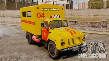 ГАЗ-52 Аварийная для GTA 4