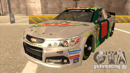 Chevrolet SS NASCAR No. 88 Diet Mountain Dew для GTA San Andreas