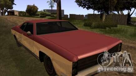 Buccaneer для GTA San Andreas
