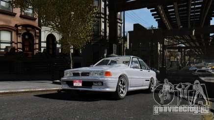 Mitsubishi Galant V2 для GTA 4