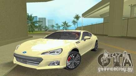 Subaru BRZ Type 1 для GTA Vice City