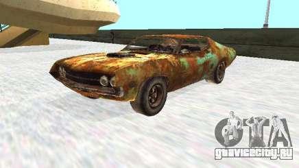 Ford Torino Rusty для GTA San Andreas