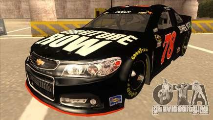 Chevrolet SS NASCAR No. 78 Furniture Row для GTA San Andreas