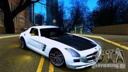 Mercedes-Benz SLS AMG GT 2014 Final Edition для GTA San Andreas
