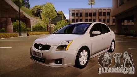 Nissan Sentra S 2008 для GTA San Andreas