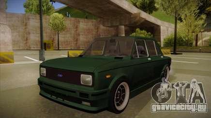 Fiat 128 Europe V Tuned для GTA San Andreas