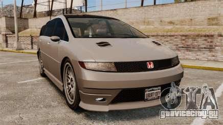 Dinka Honda Odyssey JDM Version для GTA 4