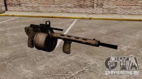 Ружьё Striker для GTA 4