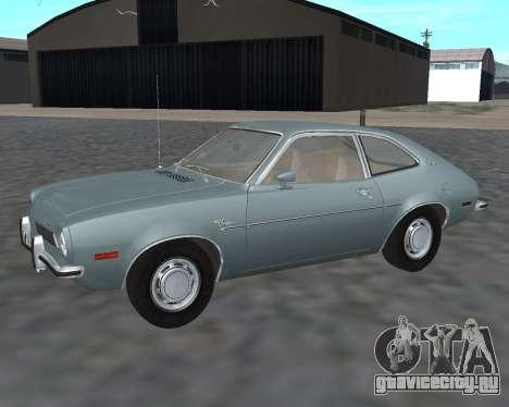 Ford Pinto 1973 для GTA San Andreas
