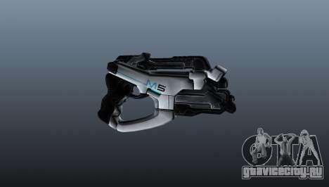 Пистолет M5 Phalanx для GTA 4 третий скриншот