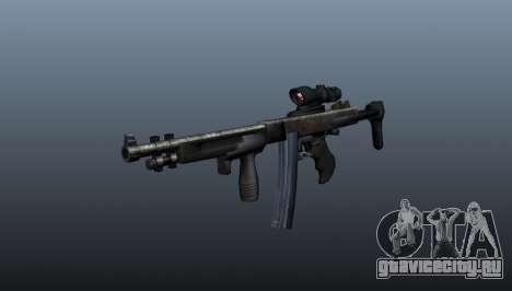 Пистолет-пулемёт Thompson 2009 для GTA 4
