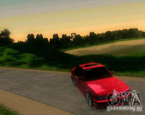 BMW 535i БПАN для GTA San Andreas