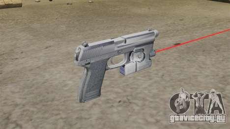 Пистолет H&K Socom MK23 для GTA 4 второй скриншот
