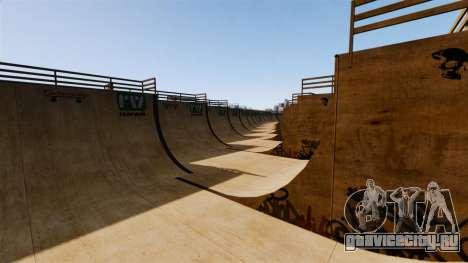 Мини-спидвей для GTA 4 второй скриншот