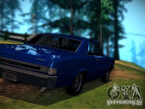 Playable ENB by Pablo Rosetti для GTA San Andreas третий скриншот
