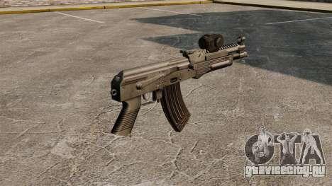 Автомат AK-47 Draco для GTA 4