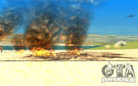 New Effects v1.0 для GTA San Andreas пятый скриншот