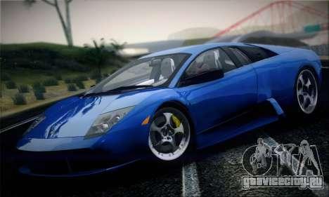 Lamborghini Murciélago 2005 для GTA San Andreas