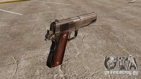 Пистолет Colt M1911 v4 для GTA 4 второй скриншот