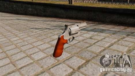 Револьвер .500ES S&W Magnum для GTA 4 второй скриншот