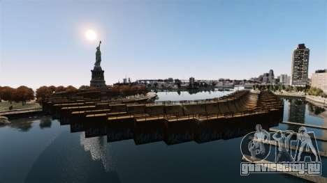 Мини-спидвей для GTA 4