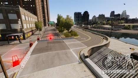 Liberty City Race Track для GTA 4 шестой скриншот