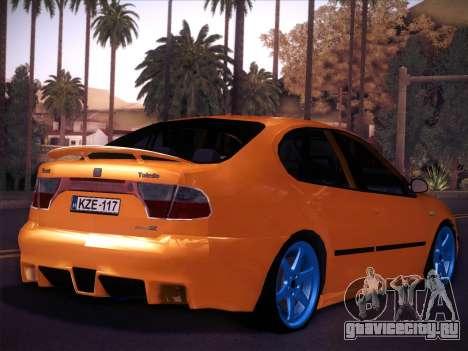 Seat Toledo Cupra R для GTA San Andreas вид слева