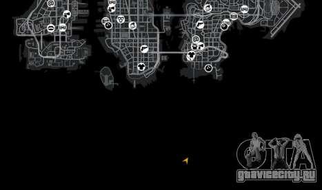 Локация Luxville Point Blank для GTA 4 восьмой скриншот