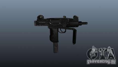 Пистолет-пулемёт IMI Mini Uzi для GTA 4 третий скриншот