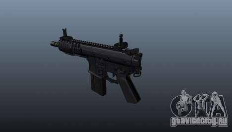 Винтовка KAC PDW Shortstuff для GTA 4 второй скриншот