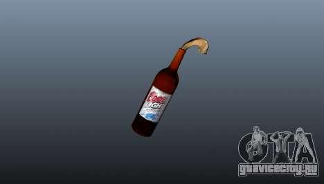 Коктейль Молотова -Coors Light- для GTA 4