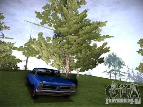 Playable ENB by Pablo Rosetti для GTA San Andreas четвёртый скриншот