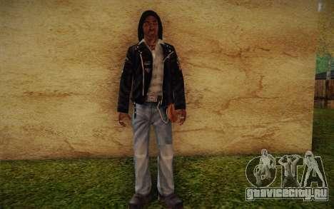 Байкер Томми из Prey для GTA San Andreas