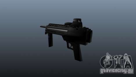 Пистолет-пулемёт Half-Life для GTA 4 второй скриншот