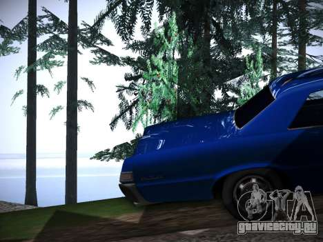 Playable ENB by Pablo Rosetti для GTA San Andreas пятый скриншот