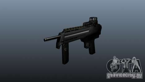 Пистолет-пулемёт Half-Life для GTA 4